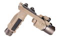 Night Evolution M910A Vertical Foregrip Weapon Light - DE<font color=yellow> (MIA Sale)</font>