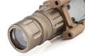 Night Evolution M900V Vertical Fore Grip Weapon Light - DE