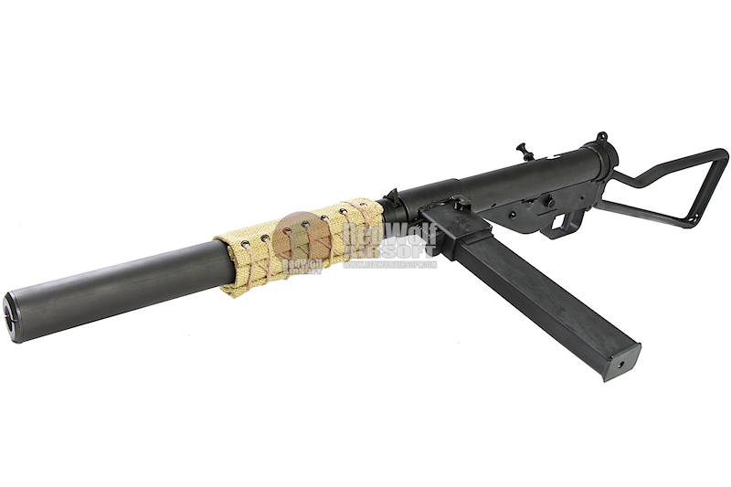 Northeast Sten MK2 (S) Skeleton Stock GBBR