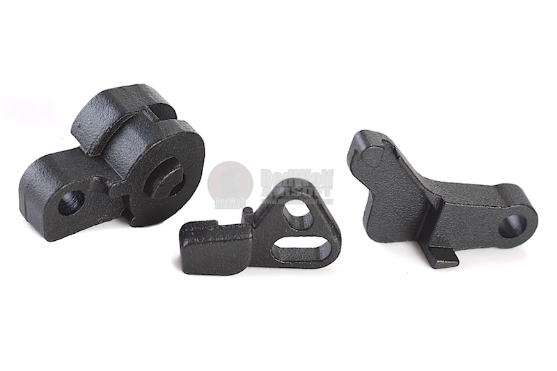 New-Age Steel Trigger Set for WE G Series GBB Series