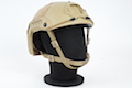 nHelmet FAST Helmet-Maritime Type - Dark Earth