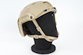 nHelmet FAST Helmet-BJ Maritime Type - Dark Earth