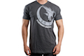 Nighthawk Custom Offset Logo T-Shirt (L Size / Heavy Metal Grey) (C118-CONF)