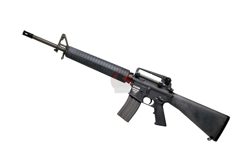 Systema PTW Professional Training Weapon M16A3 Super Max (M165 Cylinder) - Ambidextrous Model