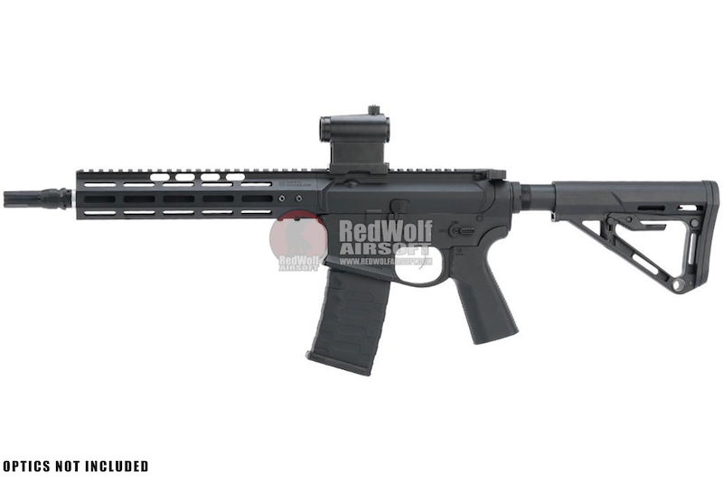 EMG Noveske Gen.4 Shorty Airsoft AEG Rifle - Black (by APS)