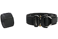 OPS D-Ring Cobra Warrior Belt - Black (M Size)