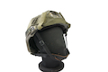 OPS Fast Helmet Cover for Ops-Core Fast Ballistic Helmet - Ranger Green (Size L / XL)