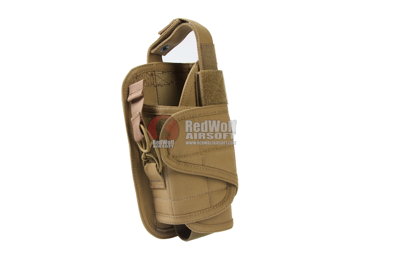 OPS Universal Pistol Holster - Coyote Brown
