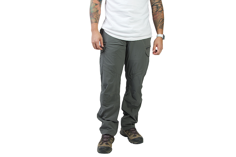 OPS Stretchy Stealth Warrior Pants - Shadow Grey (M Size)