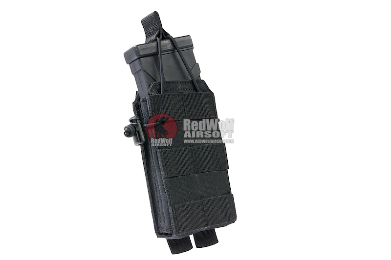 OPS M4/AK Shingle Single Mag Pouch - Black