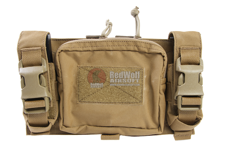 OPS Sticky Admin Pouch - Coyote Brown
