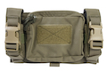 OPS Sticky Admin Pouch - Ranger Green