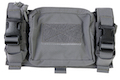OPS Sticky Admin Pouch - Wolf Grey