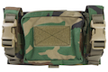 OPS Sticky Admin Pouch - M81 Woodland Camo