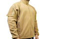 OPS Power Stretch Combat Fleece - Coyote Brown (size L)