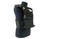 OPS Integrated Tactical Plate Carrier - Black