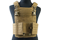 OPS Rapid Responder Armor Plate Carrier - Coyote Brown