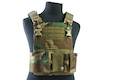 OPS Rapid Responder Armor Plate Carrier - M81 Woodland Camo