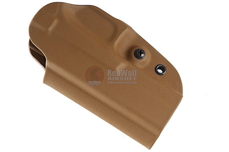 G-CODE OSH RTI Kydex Holster for G Series 17 / 22 / 31  (Left Hand / TN)