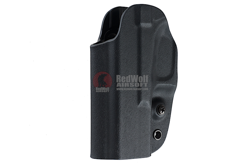 G-CODE OSH RTI Kydex Holster for G Series 19 / 23 / 32 / 36 (Left Hand / Black)