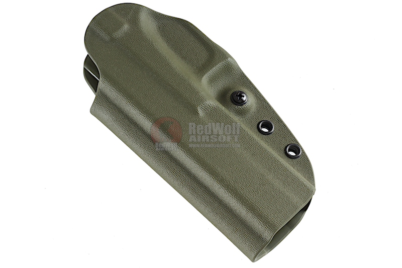 G-CODE OSH RTI Kydex Holster for G Series 34 / 35 (Left Hand / OD)