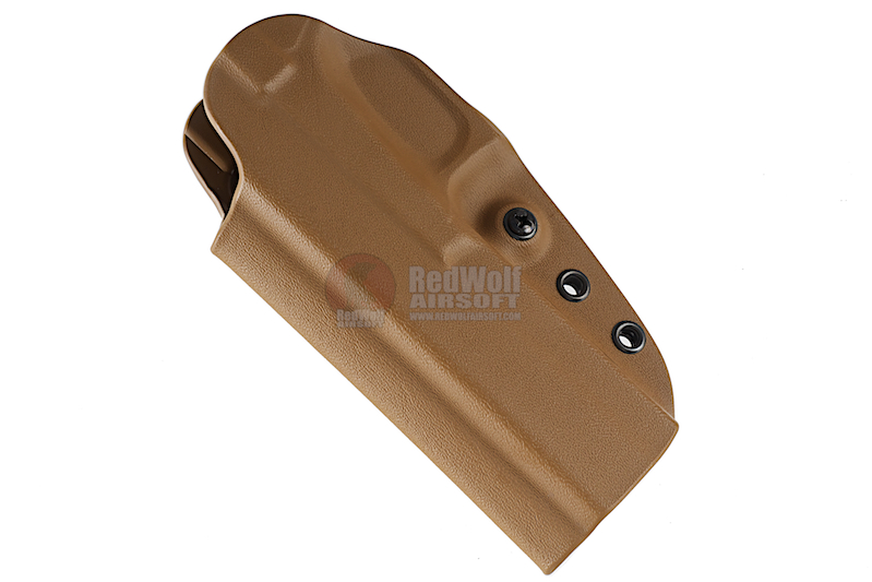 G-CODE OSH RTI Kydex Holster for G Series 34 / 35 (Left Hand / TAN)