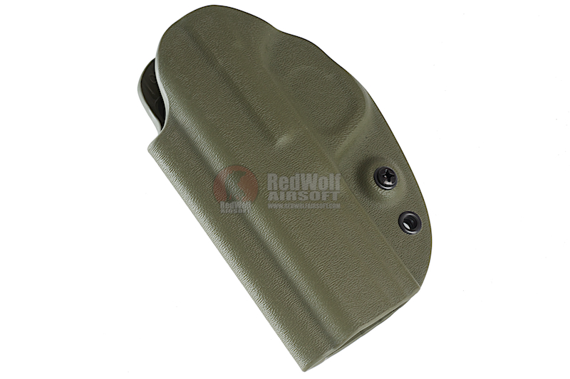 G-CODE OSH RTI Kydex Holster for S&W M&P 4.25 inch  (Left Hand / OD)