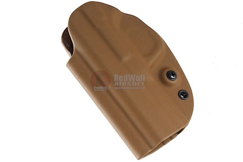 G-CODE OSH RTI Kydex Holster for S&W M&P 4.25 inch  (Left Hand / TAN)