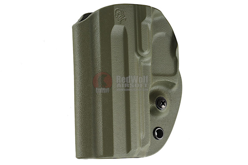 G-CODE OSH RTI Kydex Holster for H&K USP Compact / .40 S&W  (Left Hand / OD)