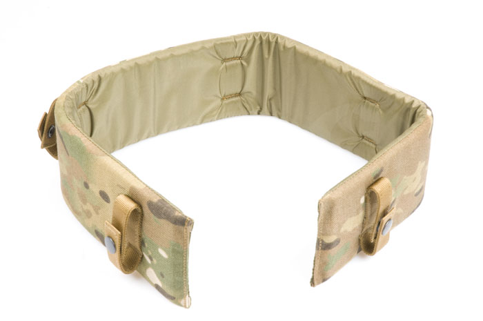 PANTAC Liner Pad For Duty Belts (Medium / Crye Precision Multicam)