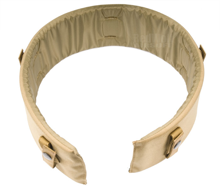 PANTAC Liner Pad For Duty Belts (Khaki / Medium / Cordura)