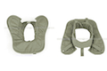 Pantac Outer Tactical Vest Neck Pad (OD, Cordura)
