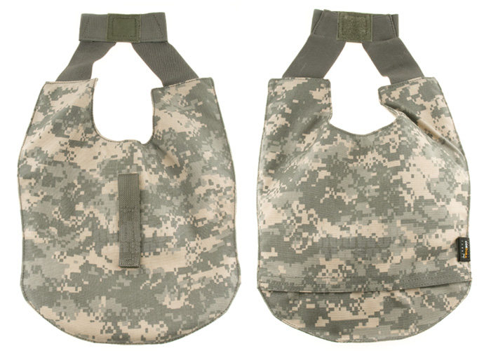 PANTAC Outer Tactical Vest Under Arm Pads (ACU / Cordura) <font color=red> (Clearance)</font>