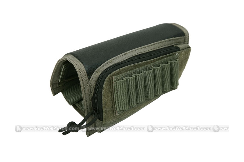 PANTAC Cheek Pad for Rifle / Shotgun (RG / Cordura)
