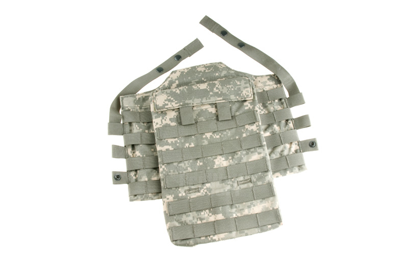 PANTAC Side Pocket for ESAPI (ACU / Cordura) <font color=yellow>(Clearance)</font>