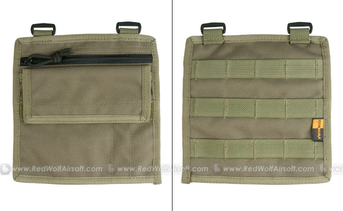 PANTAC Internal Hanging Pouch for Backpacks (RG / Cordura)