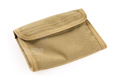 PANTAC Wallet Mod C (Khaki / Cordura)  <font color=red>(HOLIDAY SALE)</font>