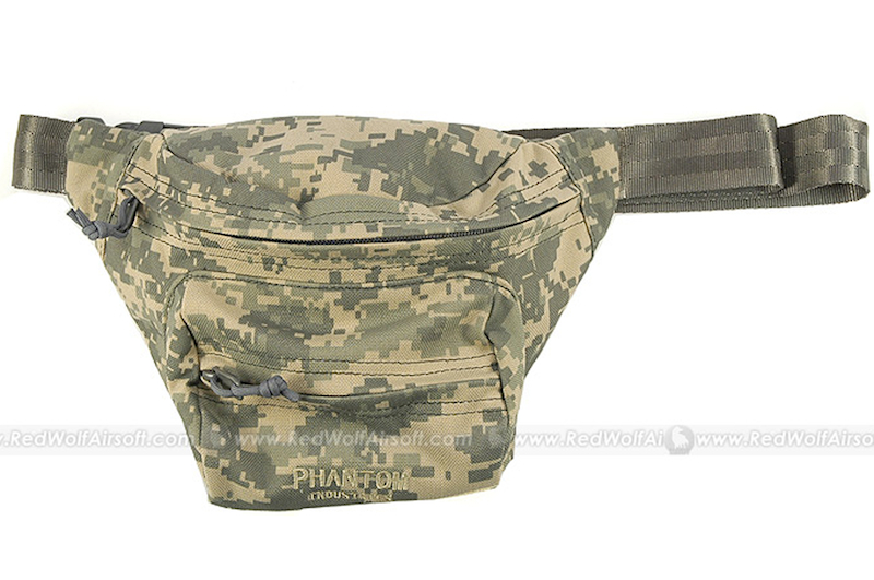 PANTAC Waist Bag (ACU) <font color=red> (Clearance)</font>