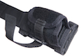 PANTAC Molle Flashlight Holster (Black)