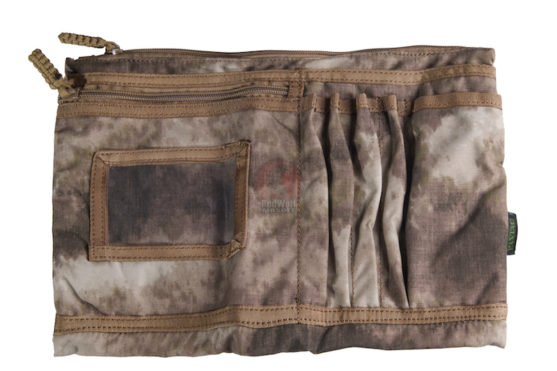 PANTAC Molle Messenger Accessory Pocket Type B (A-TACS / Cordura)
