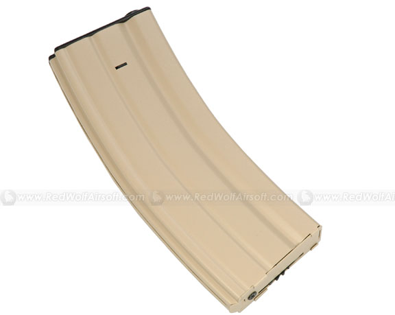 Pro-Arms 450rds Hi-Cap Magazine for M16 (Tan)
