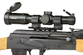 Primary Arms Silver Series 1-6x24mm SFP Rifle Scope Gen III - Illuminated ACSS-300BO/7.62x39 - Black