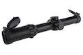 Primary Arms Classic Series 1-4x24mm SFP Rifle Scope - Illuminated Duplex Dot - Black