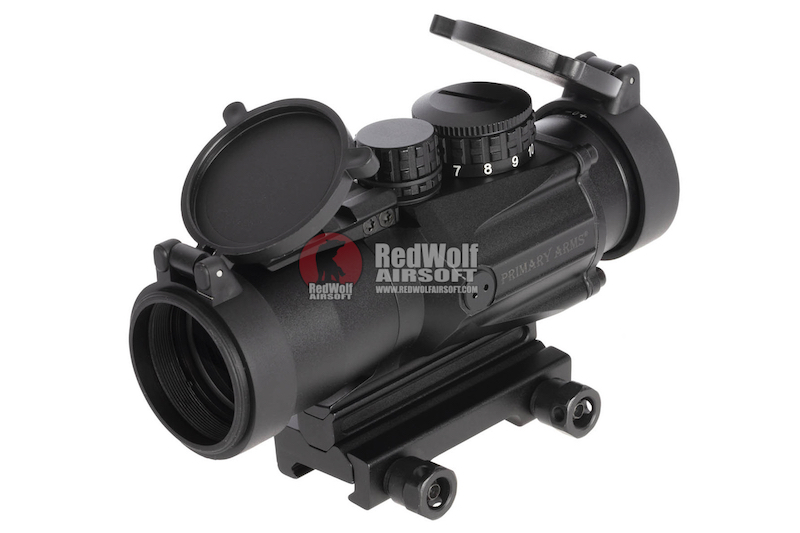 Primary Arms Silver Series Compact 3x32 Gen II Prism Scope - ACSS-5.56-CQB-M2 - Black