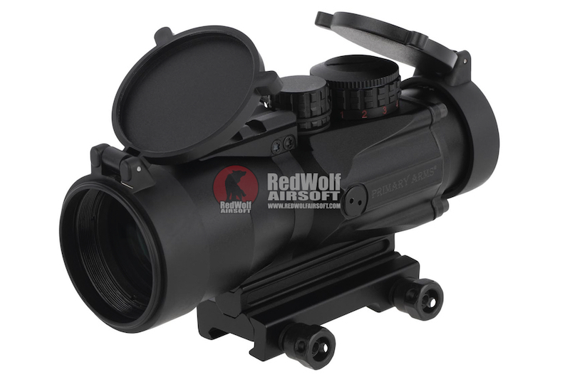 Primary Arms Silver Series Compact 5x36 Gen II Prism Scope - ACSS-5.56/5.45/.308 - Black