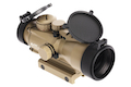 Primary Arms Silver Series Compact 5x36 Gen II Prism Scope - ACSS-5.56/5.45/.308 - FDE