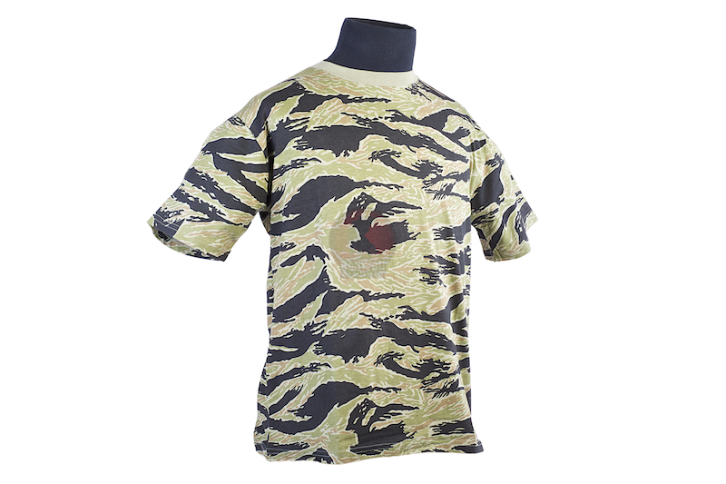 Panther T-Shirt (VN Tiger Stripe / XL) <font color=red> (Clearance) </font>