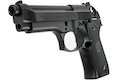 Papago Arms M92FS Italy Type Full Stainless Steel Black Conversion Kit for Tokyo Marui M9A1 GBB