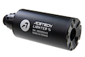 ACETECH Lighter S Pistol Tracer Suppressor (M14 CCW Thread) w/ Adaptor (M14 CCW to M11 CW)