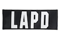 MilSpex LAPD Patch - Large <font color=red>(HOLIDAY SALE)</font>